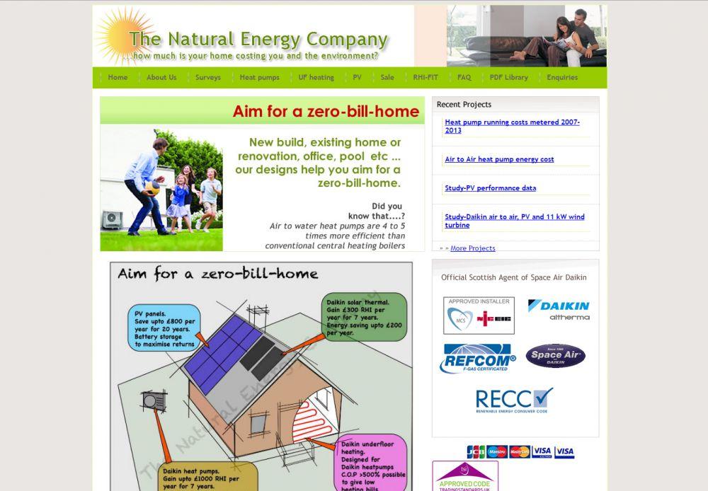 natural energy company