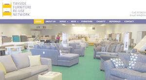 website designed for TFRN