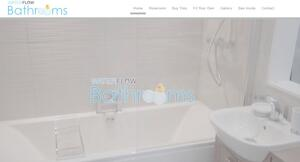 website designed for Waterflow Bathrooms